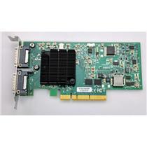 Mellanox MHGH28-XTC ConnectX Dual-Port PCI-E 4x DDR SP Controller Adapter