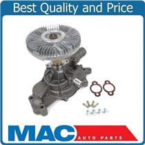 100% New Fan Clutch and Water Pump For 02-06 Chevrolet Avalanche 2500 8.1L V8