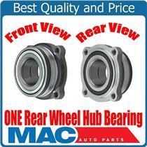 (1) 100% NEW REAR WHEEL BEARING MODULE For 07-18 BMW X5 REAR