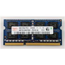 Hynix HMT351S6CFR8C-PB 4GB DDR3-1600MHz PC3-12800 non-ECC Unbuffered