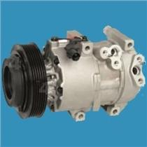 AC Compressor Kit Fits 2007 2008 2009 Kia Rondo 2.7L  (1YW) New 158396