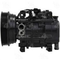 AC Compressor fits Geo Prizm  Toyota Corolla (1 Year Warranty) N77314