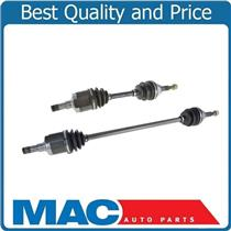 (2) 100% New CV Drive Axle Shaft Chevy Cobalt W Manual Transmission Code 5T45Mi