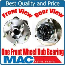 (1) 100% New Wheel Bearing Hub Front for 04-12 Malibu With 4 Wheel ABS Braking
