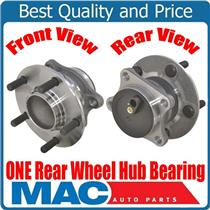 (1) 100% New Rear Wheel Bearing and Hub Assembly for 09-13 Mazda 6