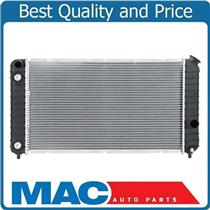100% New Leak Tested Radiator for 96-03 S10 Pick Up 4.3 MANUAL TRANSMISSION ONLY
