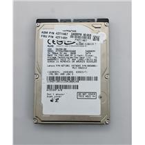 "IBM Hitachi 80GB 5.4K SATA 2.5"" Laptop Hard Drive HTS542580K9SA00 42T1491"