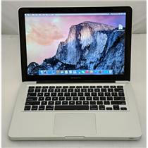 "Apple Macbook Pro MC724LL/A 13.3"" i7-2620M 2.7GHz 250GB SSD 4GB A1278"