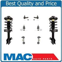02-03 Maxima / 02-04 I35 NON ELECTRONIC (2) Front Quick Spring Strut Mount 8Pc