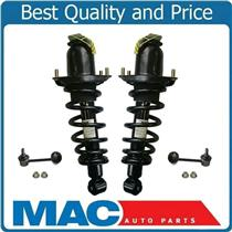 Rr Coil Spring Strut and Mounts With Rear Sway Bar Links For Scion Tc 05-10 4pc