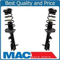 Rr Complete Quick Coil Spring Strut Mount Assembly Set For 00-06 Hyundai Elantra