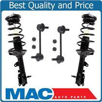 Rr Quick Coil Spring Strut Mount Stabilizer Links For 00-06 Hyundai Elantra