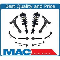 01-02 MDX AWD 03-08 Pilot AWD Front Complete Spring Struts Control Ams 10Pc Kit