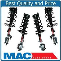 (4) New Complete Struts For Front Wheel Drive Only for Toyota HIGHLANDER 08-13