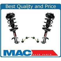 02-03 Maxima / 02-04 I35 NON ELECTRONIC Frt Coil Spring Struts and Mounts 4Pc
