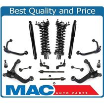 Suspension & Steering Chassis 16pc Kit for Jeep Liberty 2.8L Turbo Diesel 05-06
