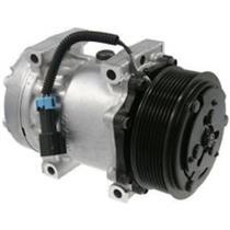 AC Compressor SD7H15 8 Groove (One Year Warranty) Reman 78567