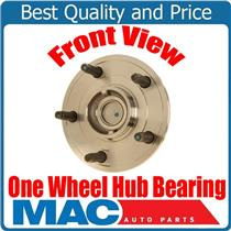(1) 100% New REAR Wheel Bearing and Hub Assembly 05-10 Grand Cherokee Commander