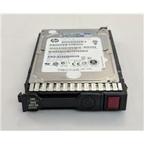HP 600GB 10K 6Gbps SAS 2.5'' EG0600FCSPL 653957-001 689287-003 652566-003