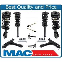 00-05 Cavalier Sunfire Frt & Rear Quick Spring Strut and Mount 12Pc Chassis Kit