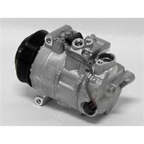 AC Compressor fits Mercedes C250 C280 C300 C350 C63 E300 E350 E63 GLK300 GLK350