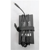 Dell 130W 19.5V PA-4E Laptop AC Adapter DA130PE1-00 FCD8H