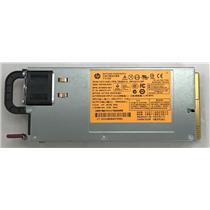 HP 750W Platinum Power Supply Gen8 674890-001 674275-B21 666375-101