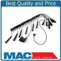 100% New Brand New Spark Plug Wire Set With OE LOOM 1987-1991 BMW 325is