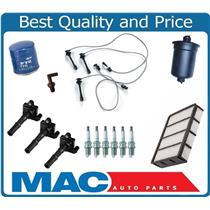 Wires Spark Plugs Coils Pcv Oil & Engine Filters for Toyota 4RUNNER 3.4L 96-02