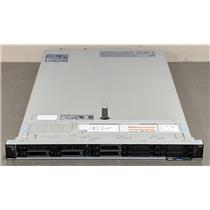 Dell PowerEdge R640 2x Silver 4110 2.1GHz 4x 8GB PC4-2666V 4x 1.2TB SAS 12Gbps