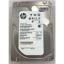 HP 2TB 3G SATA 7.2K LFF 3.5-inch Hard Drive 649401-003 651070-001 MB2000EBZQC