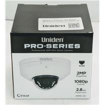 Uniden Professional 2.0-Megapixel IP Mini Dome Fixed Camera 2.8MM 2MMD-2.8