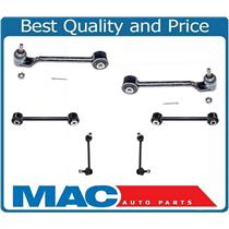 Upper Control Arms & Lower Forward Arms & Links For 09-11 Pilot 07-13 MDX