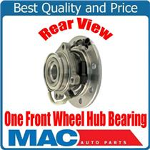 (1) 100% New Front Wheel Hub Bearing for 96-00 4 Wheel Drive K3500 Chevy Pick Up