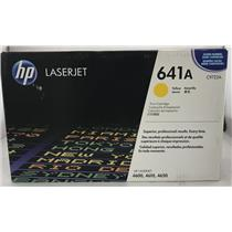Brand New HP 641A Color LaserJet C9722A 4600 4610 4650 Yellow Toner Cartridge