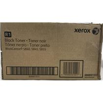 Xerox Dual Pack Black Toner for Workcentre 5840, 5845, 5855 006R01551
