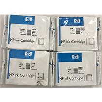 HP 88 Cyan, Magenta, Black, Yellow Ink Cartridge C9386A, C9387A, C9385S, C9388A
