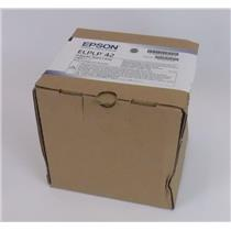 NEW Genuine Epson ELPLP 42 V13H010L42 Projector Lamp with Housing