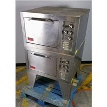 Lang LA-236S Double Deck Electric Oven BAD TIMER