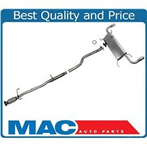 For 07-09 CX7 2.3L Rear Under SUV Catalytic Converter Extension Pipe + Muffler