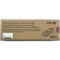 Xerox Phaser 6500/ WorkCentre 6505 Magenta High-Capacity Toner 106R01595