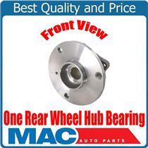 (1) 100% New Rear Wheel Hub Bearings for 2008-2015 Smart Fortwo NEW REAR