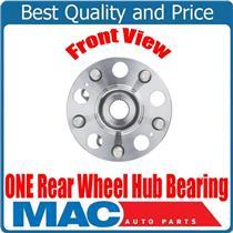 (1) 100% New Tested Rear Wheel Hub Bearings for All Wheel Drive 14-17 Acura RLX