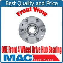 (1) 100% New FRONT Wheel Hub Bearing for 4 Wheel Drive 15-17 F150 ( No Raptor )