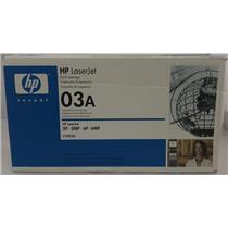 Genuine HP Black C3903A LaserJet Toner 5P 5MP 6P 6MP