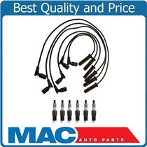 100% Brand New Ignition Wires & Spark Plugs for Chevrolet Malibu 3.5L 2004-2006