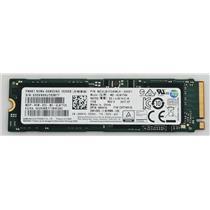 Dell Samsung 1TB PM961 NVMe SSD SATA MZVLW1T0HMLH-000D1 PCIe Gen 3 4-Lane 66H10