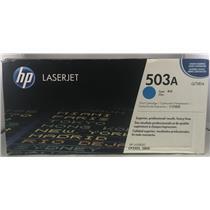 Brand New OEM HP LaserJet 3800 Cyan Toner Cartridge Q7581A