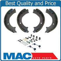 100% New Emergency Parking Brake Shoe & Springs for 04-09 Silverado 2500