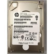 "HP 300GB 10K RPM SAS 6Gbps 2.5"" SFF SC HD 689287-001 AL13SEB300 EG0300FCSPH"